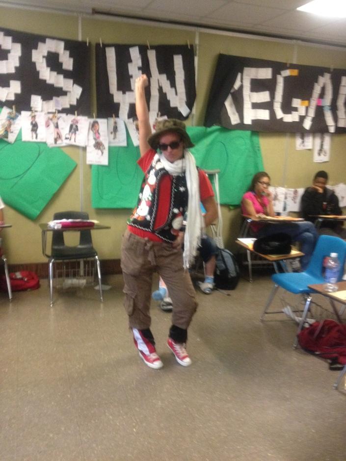 spanish class la ropa