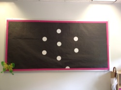 Beautify your bulletin boards! Send us a picture!